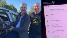 Sprint Completes World's First 5G Data Call Using 2.5 GHz and Massive MIMO on Commercial Network