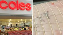 Coles shopper left 'giggling' over cheeky message on roast pork