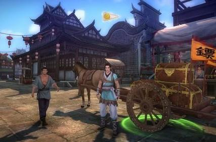 Age of Wushu's free-to-play model detailed