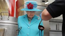 The Queen takes her own chocolates when she visits people, lifelong friend reveals