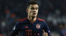 Bayern pay tribute to 'outstanding' Coutinho as playmaker returns to Barcelona
