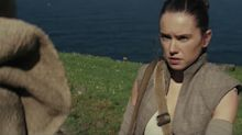Last Jedi teases Finn at war and Rey asks Luke for help