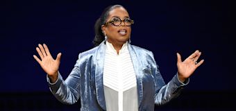 Oprah's defiant answer to presidential bid question