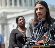 AOC lowers expectations on Medicare for All, admitting Sen. Sanders 'can't wave a magic wand' to pass it