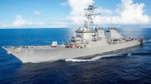 U.S. Navy says USS John S. McCain sailing to port under own power