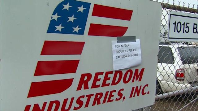 FREEDOM INDUSTRIES GOES BANKRUPT