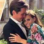 Prince Andrew's scandal may affect Princess Beatrice's wedding