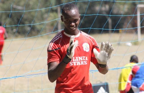 Ulinzi Stars keeper sets 2017 target