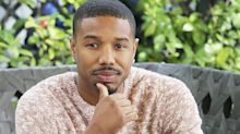 Michael B. Jordan on being named People's Sexiest Man Alive: 'It's a cool title to have'