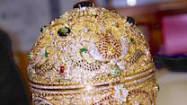 Police Stumble Across Million Dollar Faberge Egg