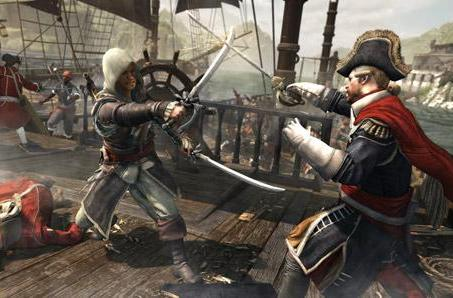 Assassin's Creed 4 Guild of Rogues multiplayer DLC now available