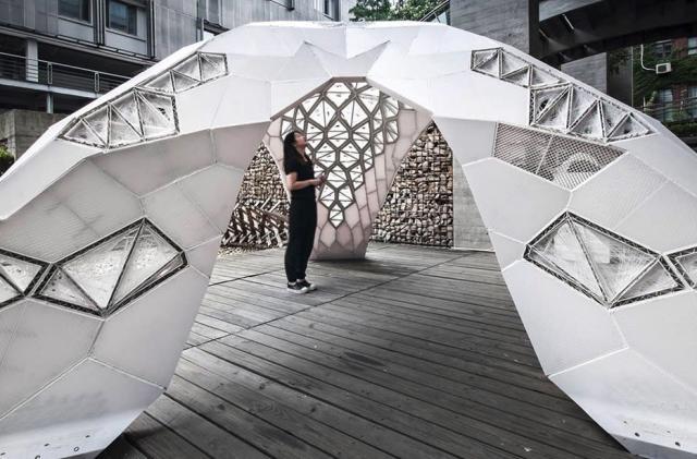 Inhabitat's Week in Green: 3D-printed pavilions and cardboard cars