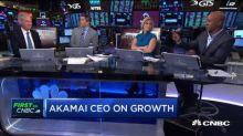 Akamai CEO Tom Leighton: A quarter of our revenue is security