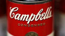 Campbell Soup may be near a deal, GM to make big changes, Amazon rolls out RoboMaker