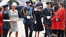 Kate Middleton and Meghan Markle steal the show in McQueen and Dior for latest royal appearance