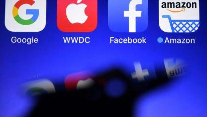 Google, Facebook y Amazon califican el impuesto digital francés de discriminatorio