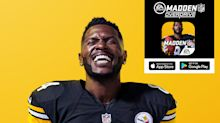 Antonio Brown Named as Official EA Sports Madden NFL 19 Cover Athlete, Worldwide Launch August 10th