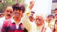 Bandaru Dattatreya's 21-year-old son Vaishnav dies after suffering heart attack in Hyderabad