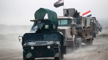 Iraqi forces move within striking distance of Mosul