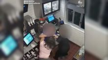 Fast food manager attacked by woman over ketchup