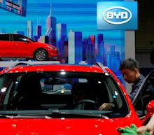Buffett-backed BYD to supply EV batteries to Ford