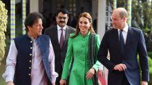 Los duques de Cambridge apoyan la educación y el medio ambiente en Pakistán