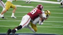 Why Christian Barmore Could Fit Bears in Round 1