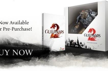 Guild Wars 2 is now available for pre-purchase, still no launch date