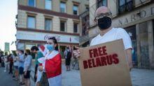 'Unprecedented' Belarus protest movement faces uphill battle