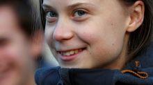 """Necesito un descanso"", dice la trotamundos Greta Thunberg"