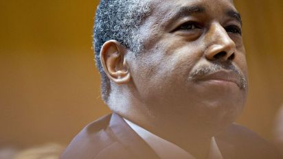Carson vows to pull back on mortgage penalties