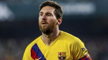 Messi takes another Barcelona pay cut