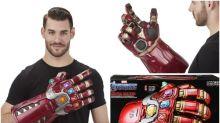 【有片】外國開箱片 《Avengers: Endgame》孩之寶「無限手套」抵玩