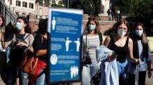 義大利新增3萬1758人染疫 改寫單日新高