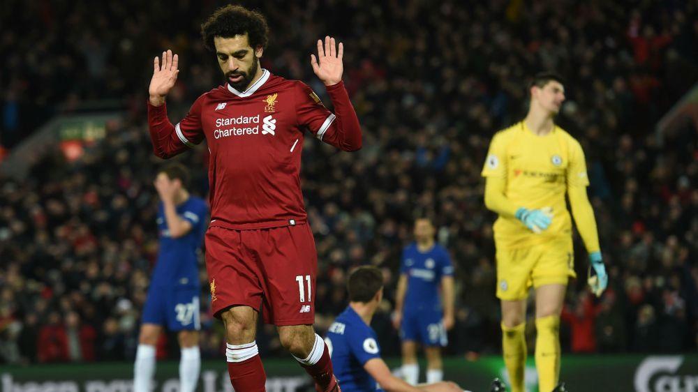 Premier League - Mohamed Salah élu joueur du mois de novembre !