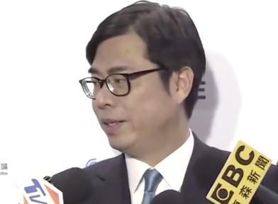 韓為防颱取消造勢 陳其邁酸:天經地義
