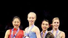 Olympic U.S. Women's Figure Skating Team Announced