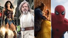 The most exciting movies of 2017
