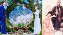 迪麗熱巴新劇《三生三世枕上書》終於要播了!延續東鳳CP的淒美虐戀