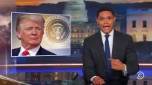 Trevor Noah blames Roseanne's racist tweet on Donald Trump