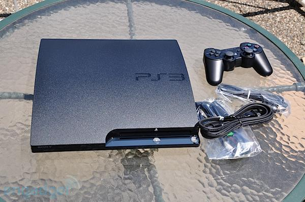 PlayStation 3 Slim unboxing and hands-on!