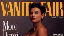 Demi Moore says naked 'Vanity Fair' cover had impact on the world