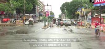 Bihar in lockdown till May 15