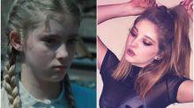 La hermana de Jennifer Lawrence en el cine... ya no es una niña