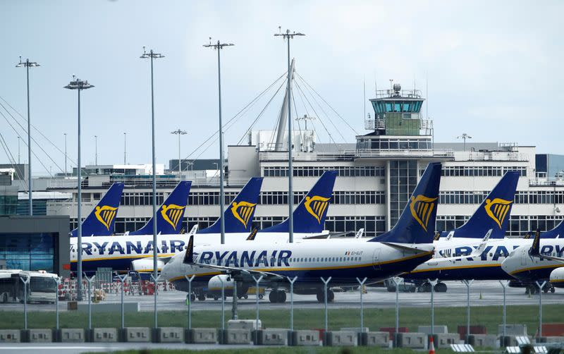 Ireland may strengthen measures at airports after quarantine criticism