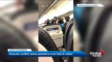 Conflict on WestJet flight from Calgary to Toronto raises questions over kids wearing masks