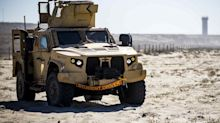 The Marine Corps Wants to Transform JLTVs into Aircraft-Killing Trucks