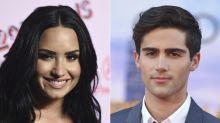Demi Lovato y Max Ehrich están comprometidos