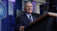 Fauci: Working for Biden White House a 'liberating feeling'