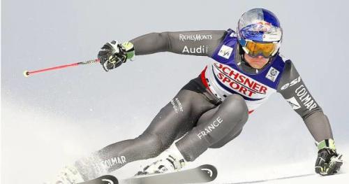Ski alpin - CM (H) - Slalom géant d'Aspen : Alexis Pinturault 3e, Mathieu Faivre 4e de la première manche, derrière Neureuther et Hirscher
